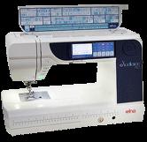 Elna 740 excellence - maszyna-komputerowa
