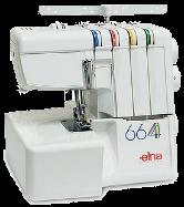 Elna 664 - overlock