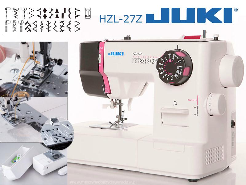 Juki HZL-27Z - overlock