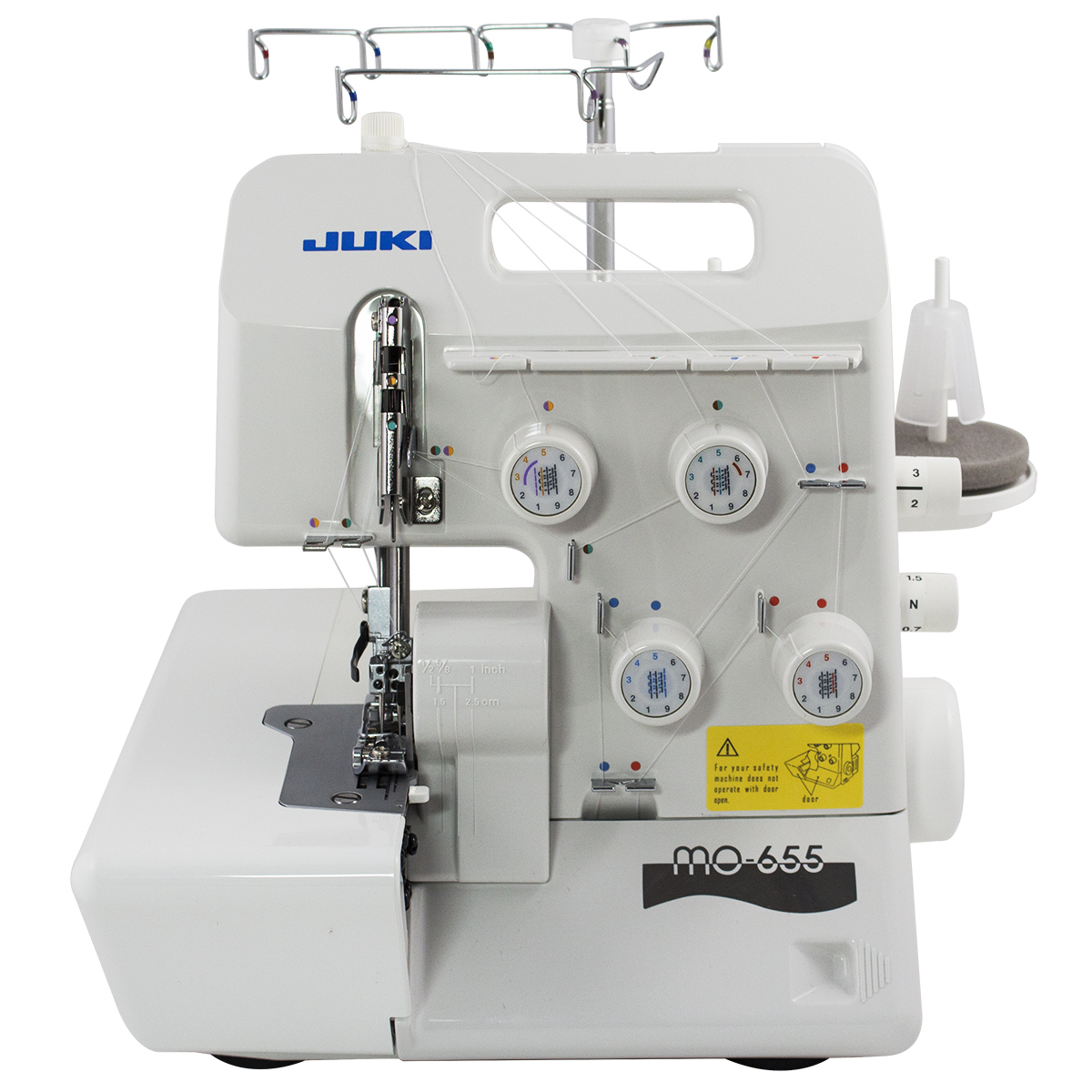 JUKI MO-655 - overlock