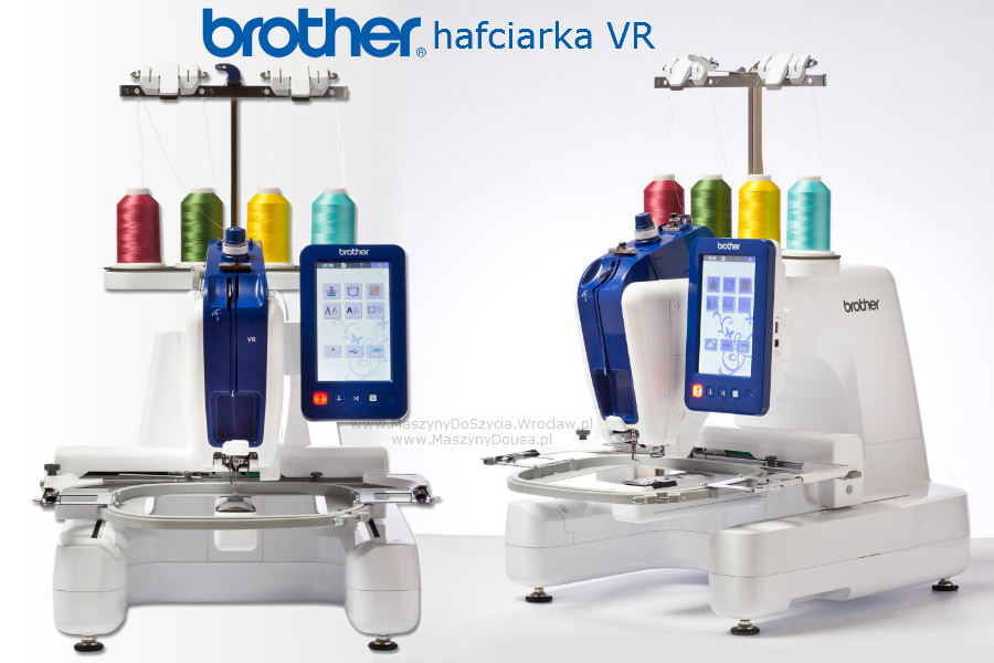 Brother VR - hafciarka