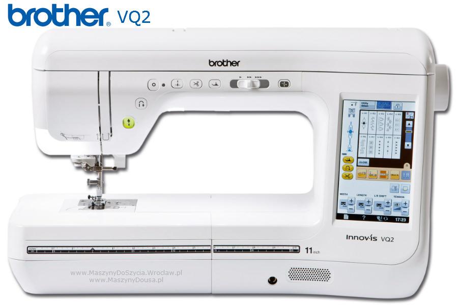 Brother VQ2 - maszyna-komputerowa