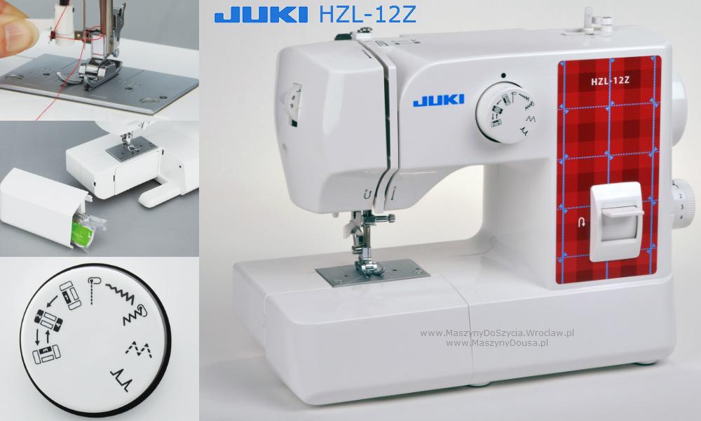 Juki HZL-12Z - overlock