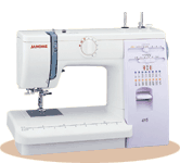 Janome 415 - maszyny-mechaniczne