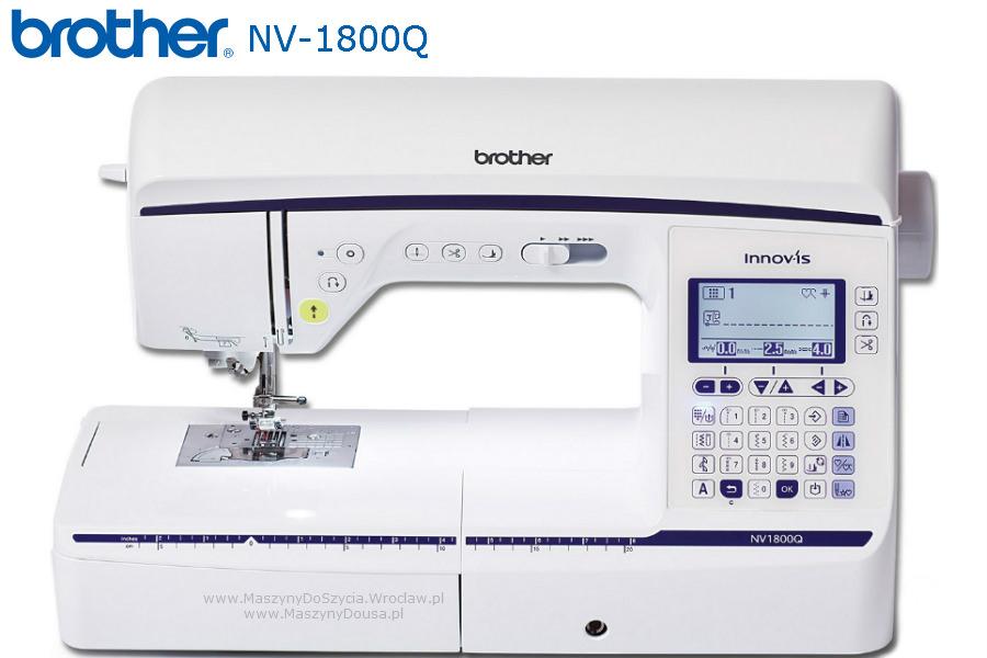Brother NV1800Q - maszyna-komputerowa