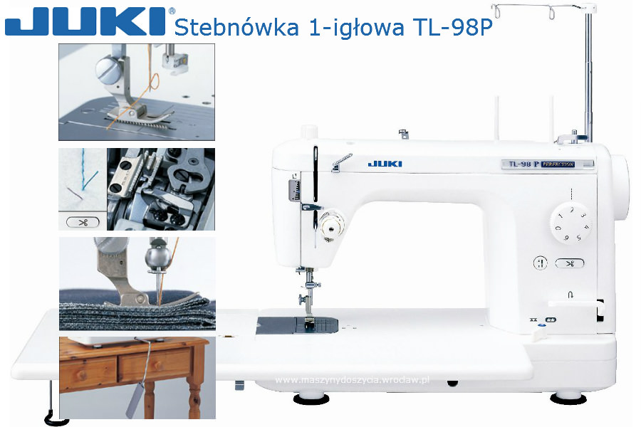 Juki TL-98P - maszyna-specjalna