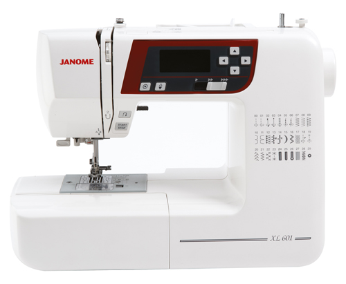 Janome XL601 - maszyna-komputerowa