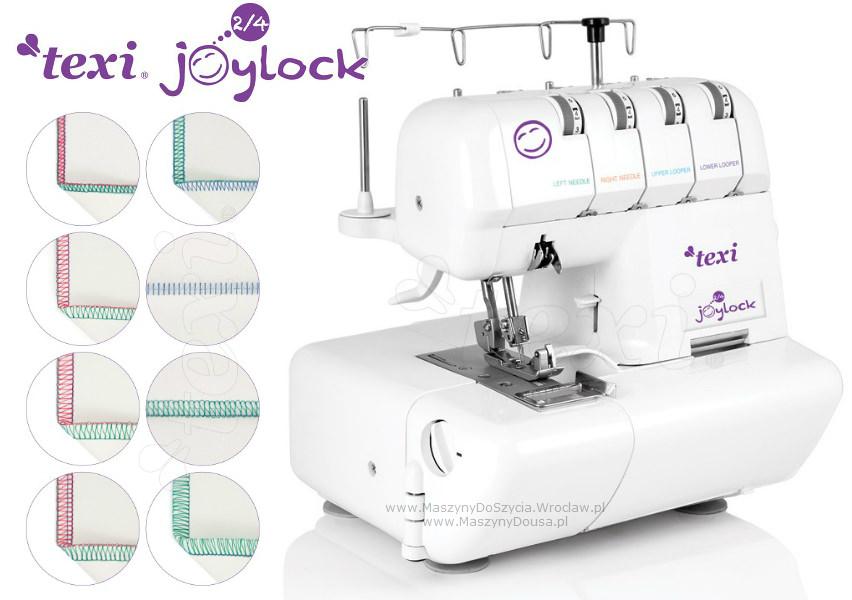 Texi Joylock 2/4 - overlock