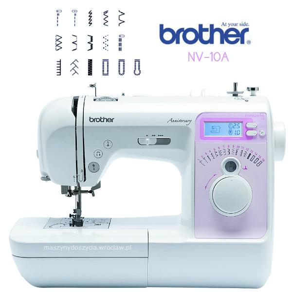 Brother NV-10A - maszyna-komputerowa