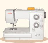 Janome 525S - domowa-maszyna